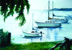 SailboatsinMainHarbor