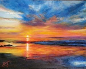 Sunrise at Rye NH (1)